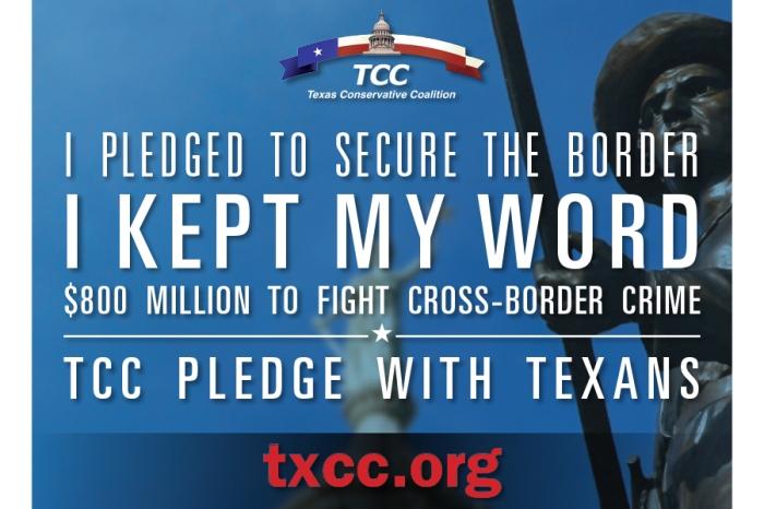 Border Pledge
