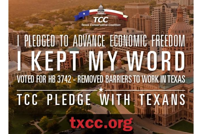 Economic Freedom Pledge