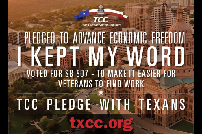 Pledge Economic Freedom