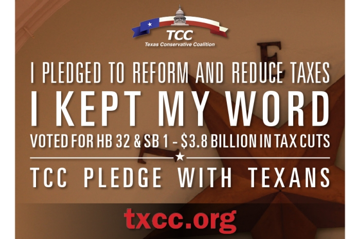 Taxes Pledge